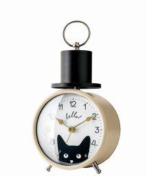 En Fance/目覚まし時計 Little Watchers Bell アイボリー/501590114