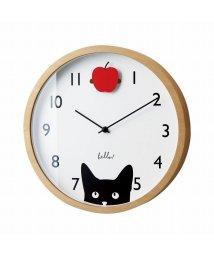 En Fance/振り子時計 Little Watchers Pendulum ホワイト/501590116