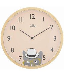 En Fance/振り子時計 Little Watchers Pendulum ピンク/501590117
