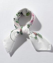 MADAM JOCONDE/【40周年記念】フローラルパネルプリント スカーフ/501618942