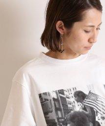FRAMEWORK/brillpiece drop chain seeds ピアス/501625196