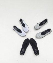 coen/【室内履きもおすすめ】ゴムメッシュフラットスリッポン/501625650