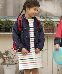 SHIPS KIDS/SHIPS KIDS:ポケッタブル パーカー 2(星柄)(100~130cm)/501625718