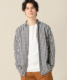 JOINT WORKS/ギンガムチェックタイニーカラーシャツ/501627302