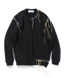 DISCOVERED/I stitch sweat/501525027