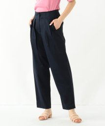 BEAMS OUTLET/【VERY7月号掲載】Demi-Luxe BEAMS / コットンサテン 2タックパンツ/501560416