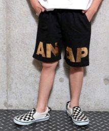 ANAP KIDS/ANAPロゴハーフパンツ/501617101