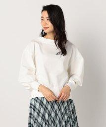 NOLLEY'S/ドライ裏毛抜け衿プルオーバーカットソー/501619945