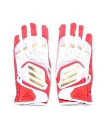 adidas/アディダス adidas ジュニア 野球 バッティング用手袋 5T バッティンググラブ DU9697/501633804