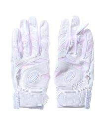 ASICS/アシックス asics 野球 バッティング用手袋 バッティンググローブ 3121A017/501647958