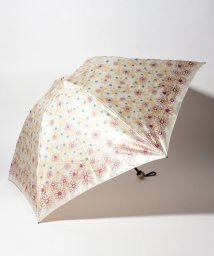 LANVIN en Bleu(umbrella)/LANVIN en Blue 婦人 ミニ傘 【クイックアーチ】 プリント 花柄/501648005