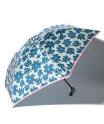 LANVIN en Bleu(umbrella)/LANVIN en Blue 婦人 ミニ傘 影花/501648009
