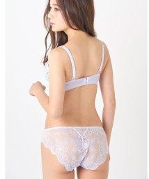 fran de lingerie/GRACE Fiora グレースフィオラ コーディネートバックレースショーツ/501651743