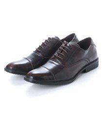 BRACCIANO/ブラッチャーノ Bracciano ビジネスシューズ メンズ 4cm4時間防水機能付き 紳士靴(ストレートチップ) (D.BROWN)/501660504