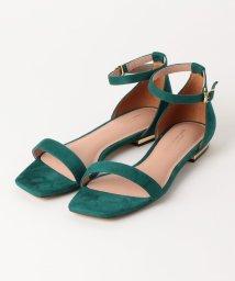 green label relaxing/◆FFCベルト フラット サンダル(1.5cmヒール)/501681461