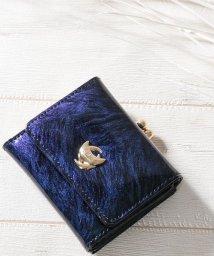 Clelia/ミニ財布 財布 レディース エナメル がま口 極小財布 小さい財布 三つ折り コンパクトウォレット/501681472