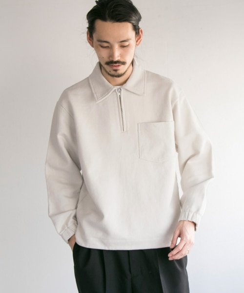 MHL. DRY LOOPBACK JERSEY