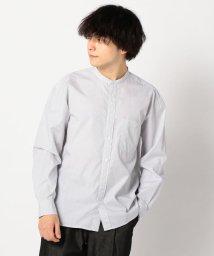 GLOSTER/ブロードバンドカラーシャツ/501541141