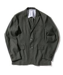 BEAMS MEN/BEAMS / 麻 ストレッチ 2ボタン ジャケット/501550809