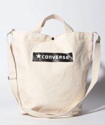 MARUKAWA/【CONVERSE】コンバースボックスロゴ2WAYショルダーバッグ/501594743
