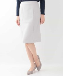 OFUON/【セットアップ可】ストレッチ切り替えスカート/501595157