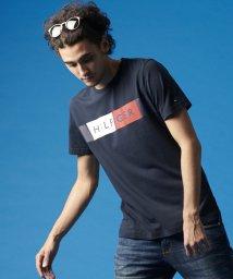TOMMY HILFIGER MENS/【オンライン限定カラーあり】フラッグロゴTシャツ/501601096