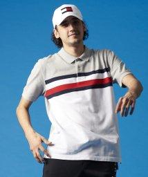 TOMMY HILFIGER MENS/【オンライン限定】フラッグラインポロシャツ/501601097