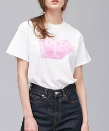 nano・universe/BLOUSE by geoffrey J Finch/Hot Mess tee/501619049