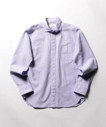 NOLLEY'S goodman/カッタウェイボタンダウンシャツ/501619959