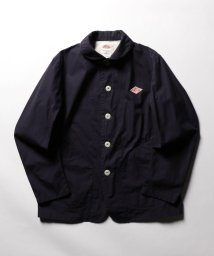 NOLLEY'S goodman/【Danton / ダントン】ラウンドカラー シングルジャケット (JD-8715 DUK)/501620017