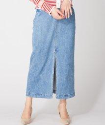 en recre/【YANUK/Slit Long Skirt】スリットロングタイトスカート/501621925
