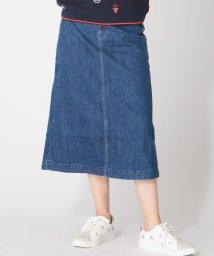 en recre/【YANUK/A-line Skirt】Aラインデニムスカート/501621926