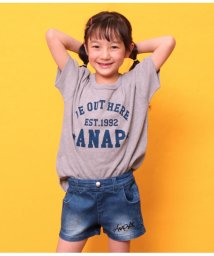 ANAP KIDS/デニムショートパンツ/501624575