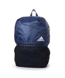 adidas/アディダス adidas ライフスタイル バッグ パッカブルバックパック CX4123 (ブルー)/501630528