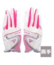 adidas/アディダス adidas レディース ゴルフ グローブ クライマクール '17 ペア グローブ AWT39/501635186