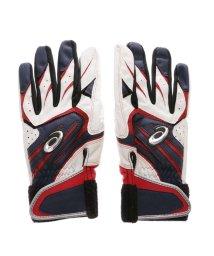 ASICS/アシックス asics ユニセックス 野球 バッティング用手袋 バッティング用手袋(両手) BEG272/501647744