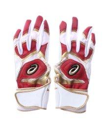 ASICS/アシックス asics 野球 バッティング用手袋 ジュニアスピードアクセル バッティンググローブ 3124A004/501647961