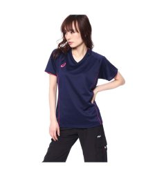 ASICS/アシックス ASICS バレーボール 半袖Tシャツ W'Sプラクティスショートスリーブトップ XW6748/501649119