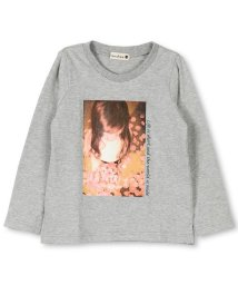 branshes/フォトグラフィック長袖Tシャツ/501680849