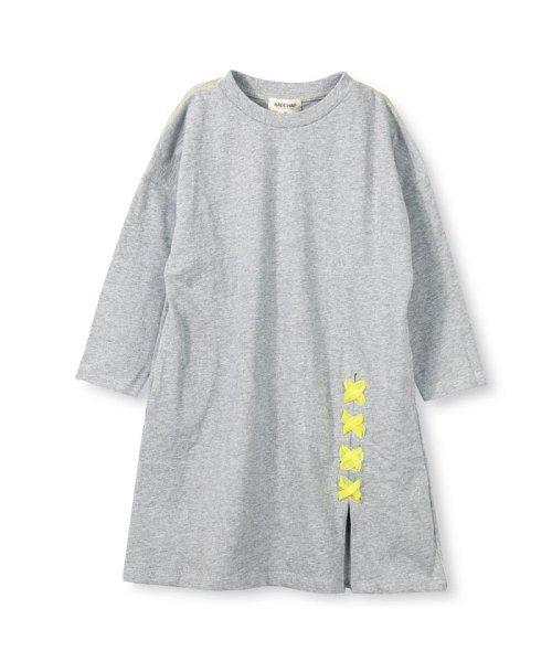 RADCHAP(ラッドチャップ)/裾編み上げワンピース/429136067
