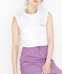 nano・universe/PERSON'S/別注ノースリーブTシャツ/501681183