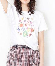 nano・universe/PERSON'S/別注プリントTシャツ/501681184