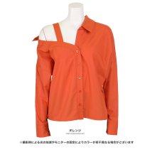 GROWINGRICH/春夏[トップス]着るだけでおしゃれ上級者 アシンメトリーデザインシャツ[190111]/501706449