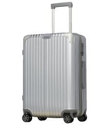tavivako/【BOTUNG】スーツケース M 中型 TSAロック 超軽量 ダブルキャスター 8輪 アルミ風 /501721813