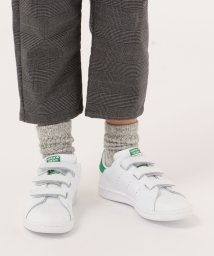 SHIPS KIDS/adidas:STAN SMITH CF C/501725028