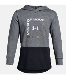 UNDER ARMOUR/アンダーアーマー/キッズ/19S UA UNSTOPPABLE DOUBLE KNIT HOODY/501755908