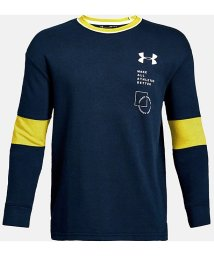 UNDER ARMOUR/アンダーアーマー/キッズ/19S UA RIVAL TERRY CREW/501755949