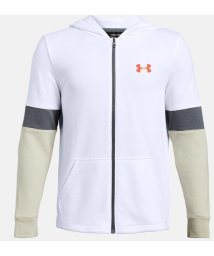 UNDER ARMOUR/アンダーアーマー/キッズ/19S UA RIVAL TERRY FULL ZIP/501755950
