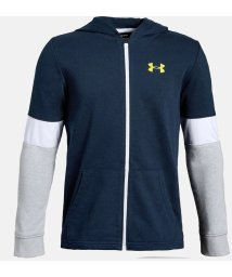 UNDER ARMOUR/アンダーアーマー/キッズ/19S UA RIVAL TERRY FULL ZIP/501755951