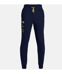 UNDER ARMOUR/アンダーアーマー/キッズ/19S UA RIVAL TERRY PANT/501755954